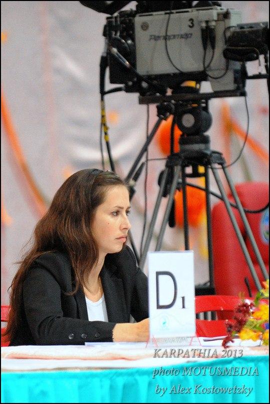 Международный турнир «Карпатия 2013» г. Ужгород. 10-13.10.2013