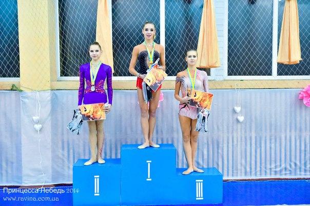 8-й Международный турнир «Принцесса Лебедь» 26-28. 11. 2014