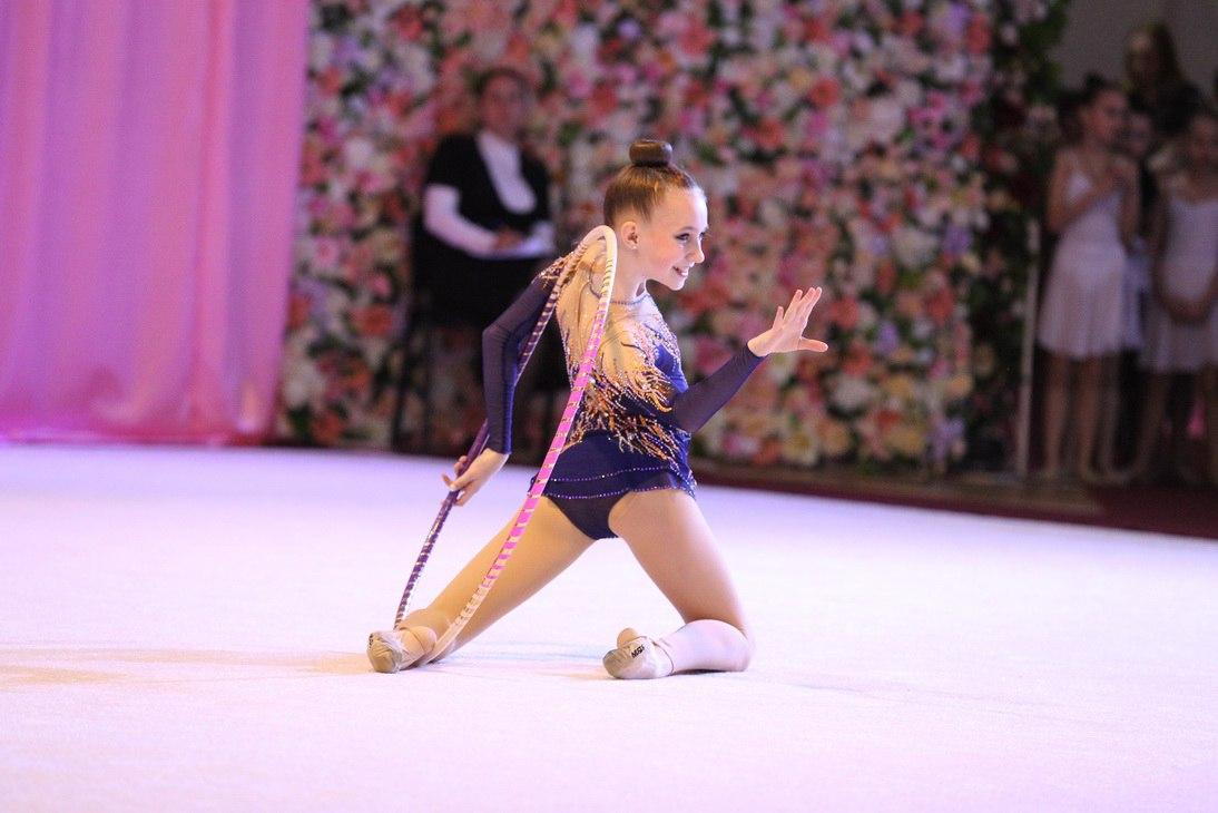 Чемпионат Украины по художественной гимнастике 18-22.05.2016, г.Луцк