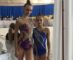 Підсумки травневого Чемпіонат України по Художній гімнастиці в м. Луцьк