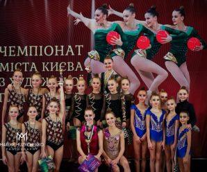 Чемпионат города Киева 11-13.10.2019