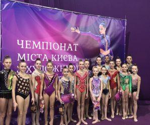 Чемпионат города Киева 6-8.02.2020